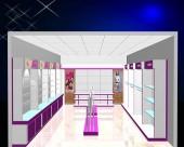 服装展柜2