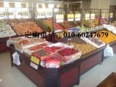 木质水果陈列架16