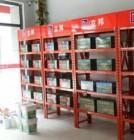 红色轻型仓储货架8